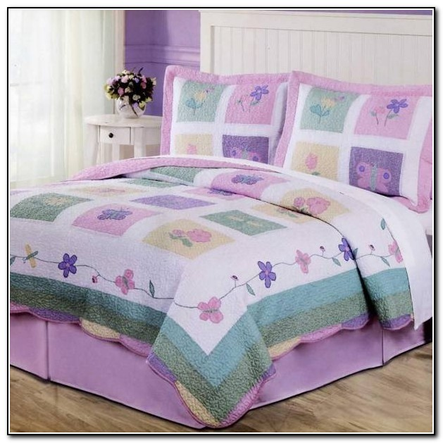 Full Size Bedding For Girl