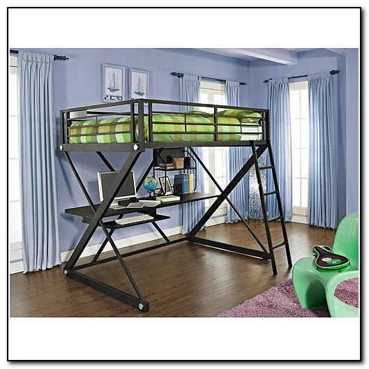 Full Size Loft Beds At Walmart