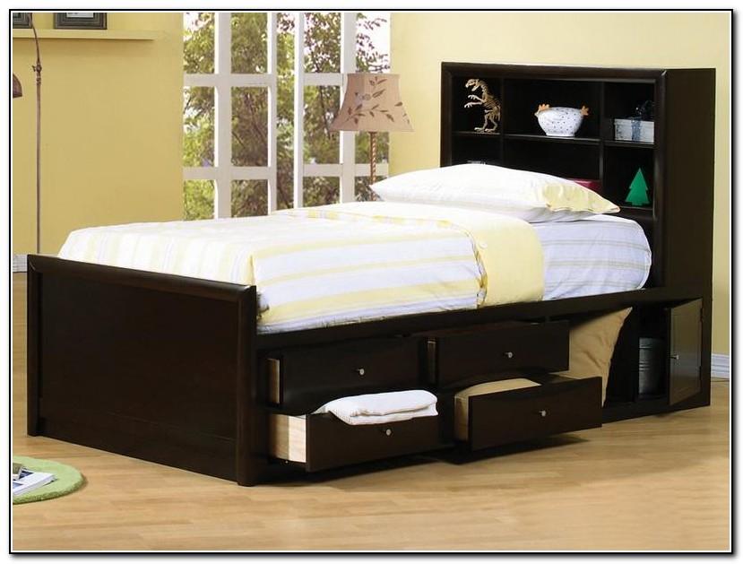 Full Size Storage Bedroom Sets