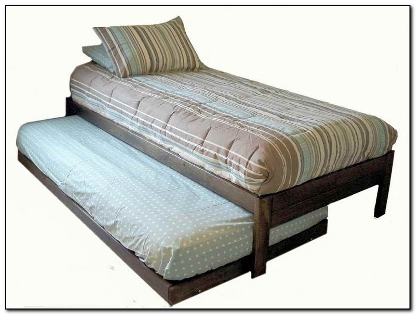Full Trundle Bed Ikea