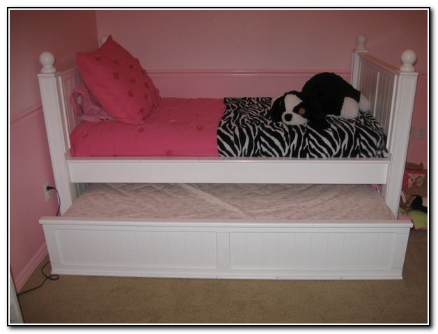 Full Trundle Bed Pottery Barn