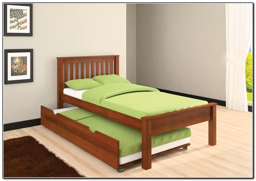 Full Trundle Bed Set