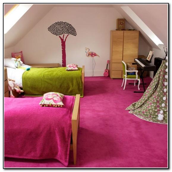 Girls Twin Bedroom
