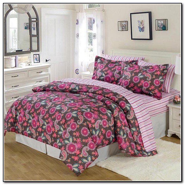 Girly Full Size Bedding Sets