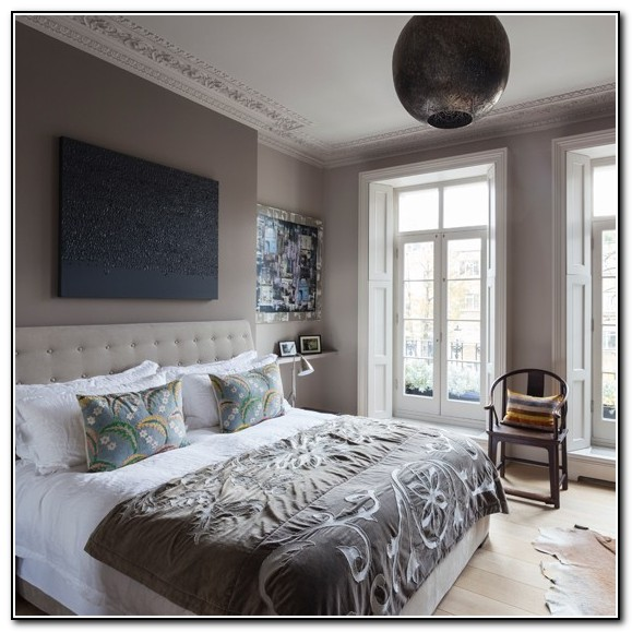 Gray And White Bedding Ideas