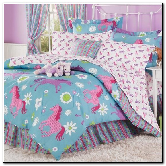 Horse Bedding For Girls Bedroom