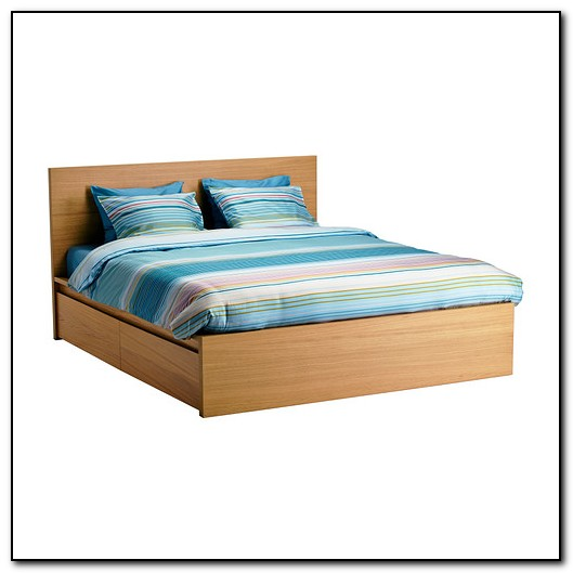 Ikea Malm High Bed Frame