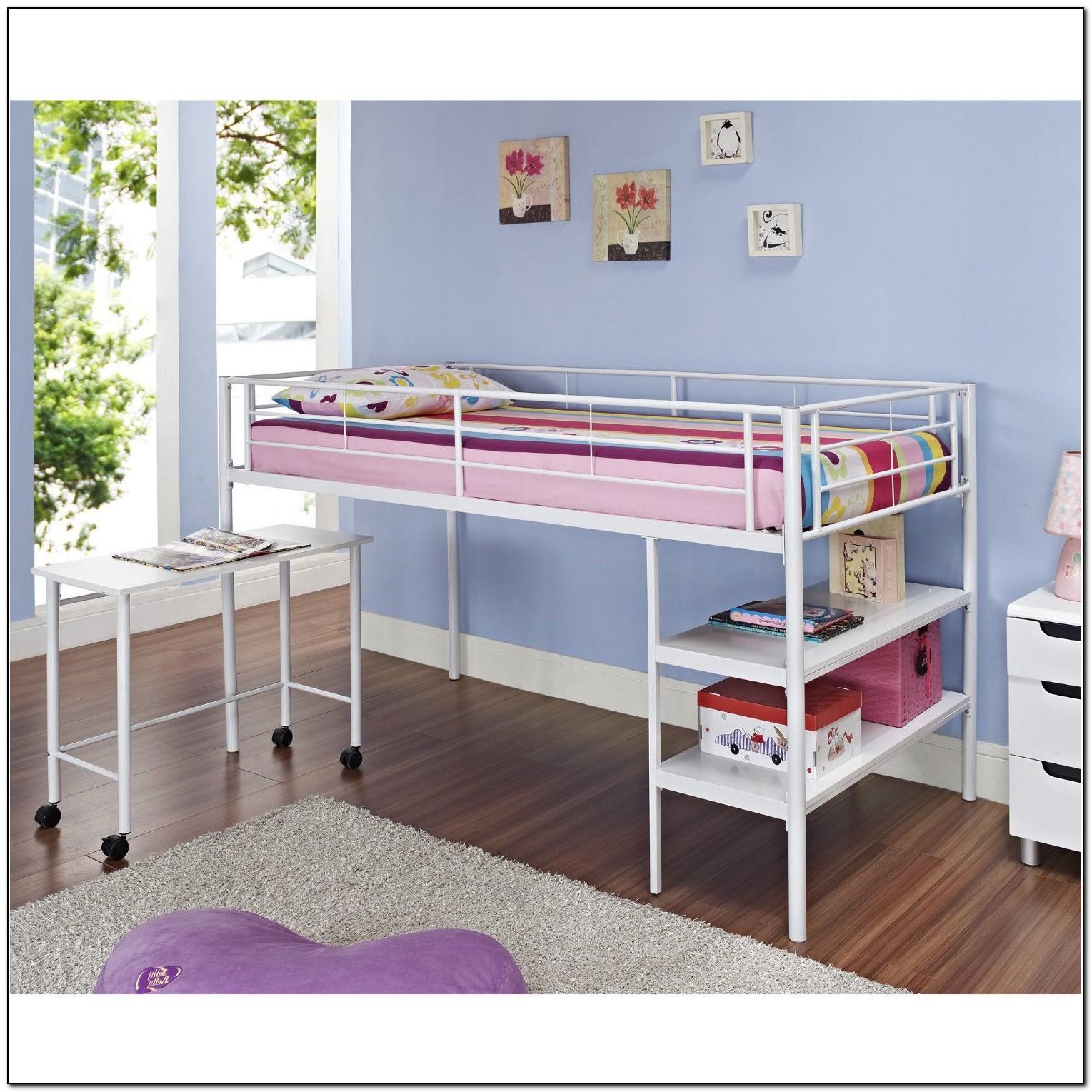 Ikea Twin Loft Bed With Desk