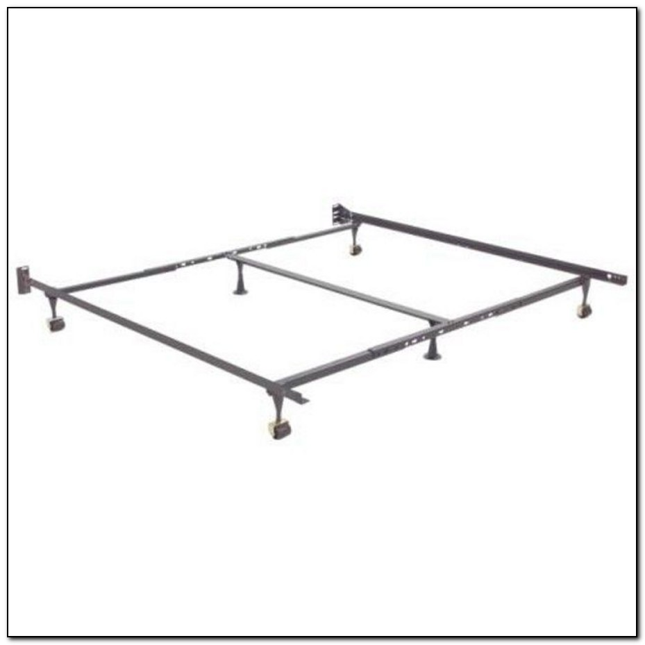 Low Profile Bed Frame Twin