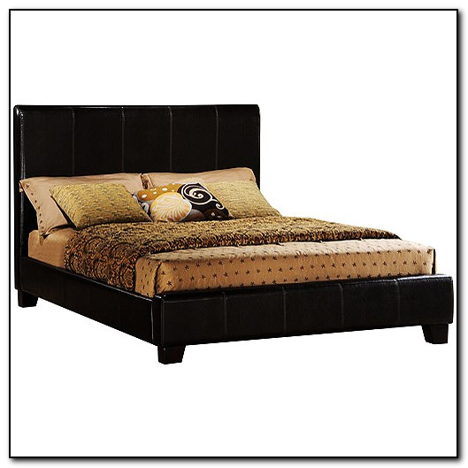 Low Profile Bed Frame Walmart