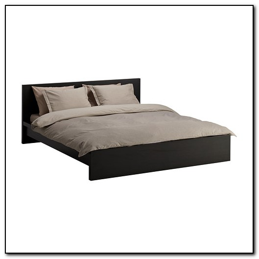 Malm Bed Frame Low