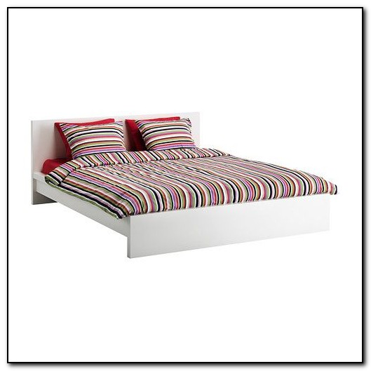 Malm Bed Frame White