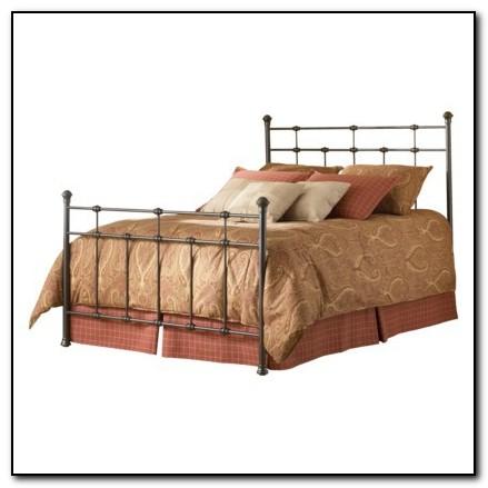Metal Bed Frame Queen Target