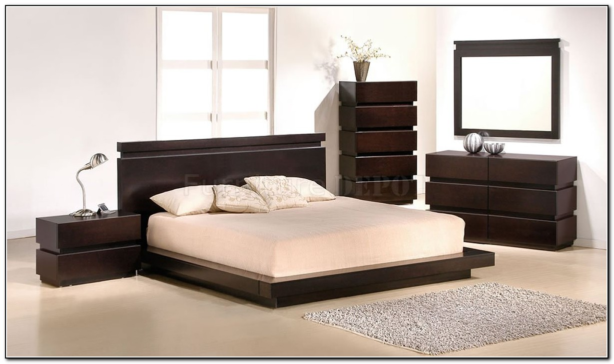 Modern Bedding Sets For Platform Beds