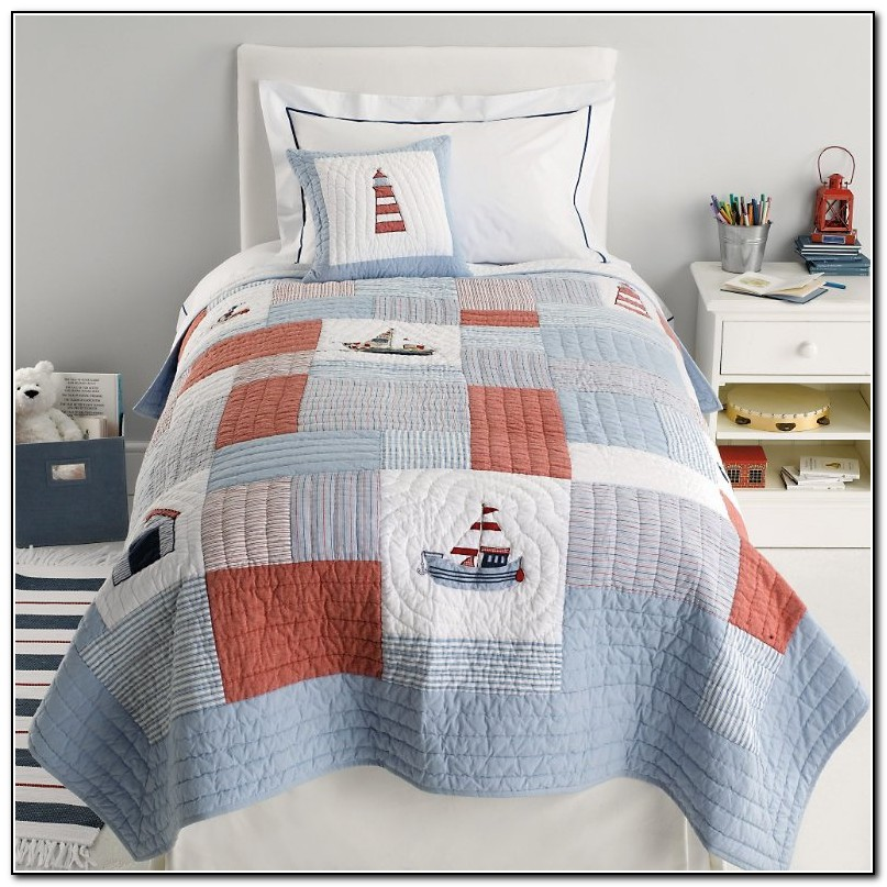 Nautical Baby Bedding Uk