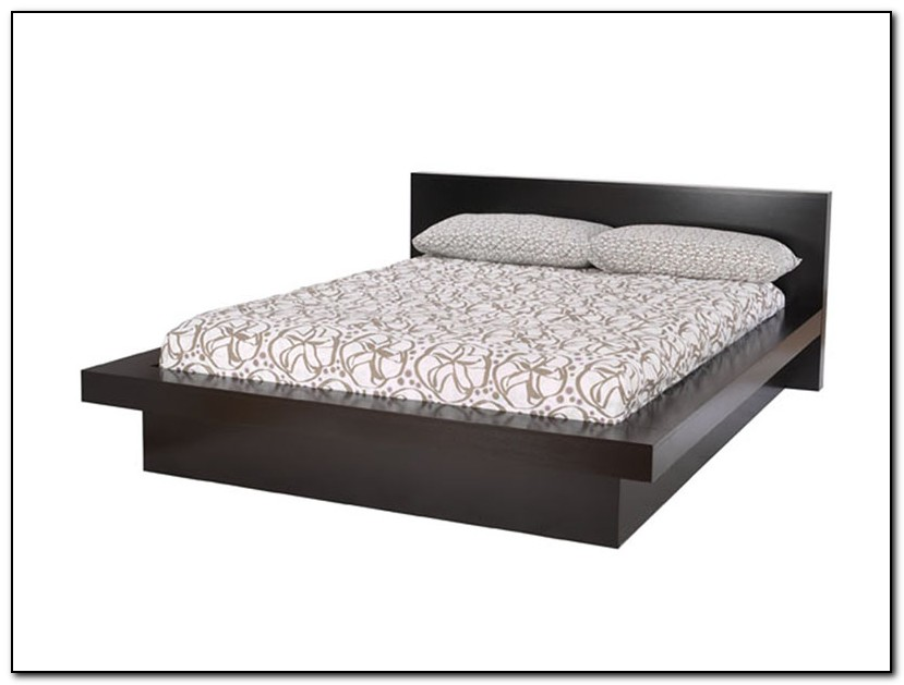 Platform Bed Queen Size