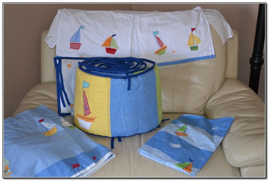 Pottery Barn Nautical Baby Bedding