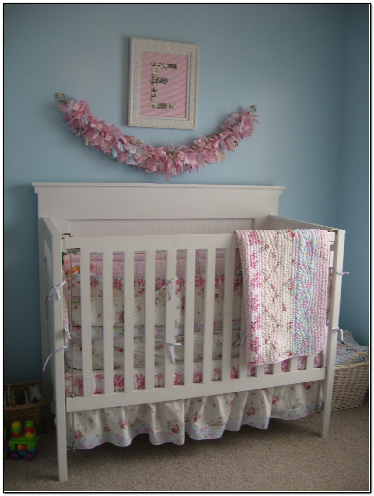 Purple Crib Bedding Target