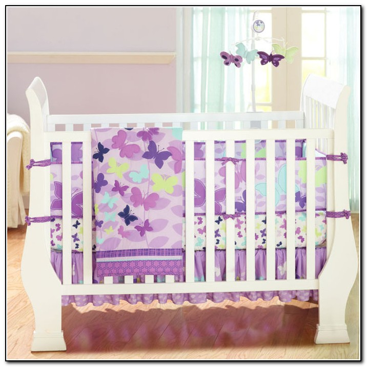 Purple Crib Bedding Uk