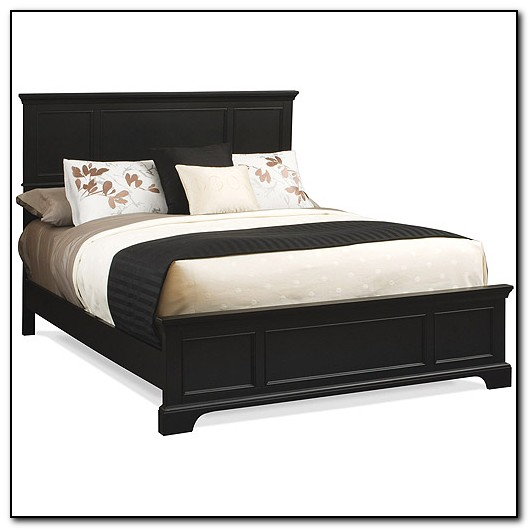Queen Bed Rails Length