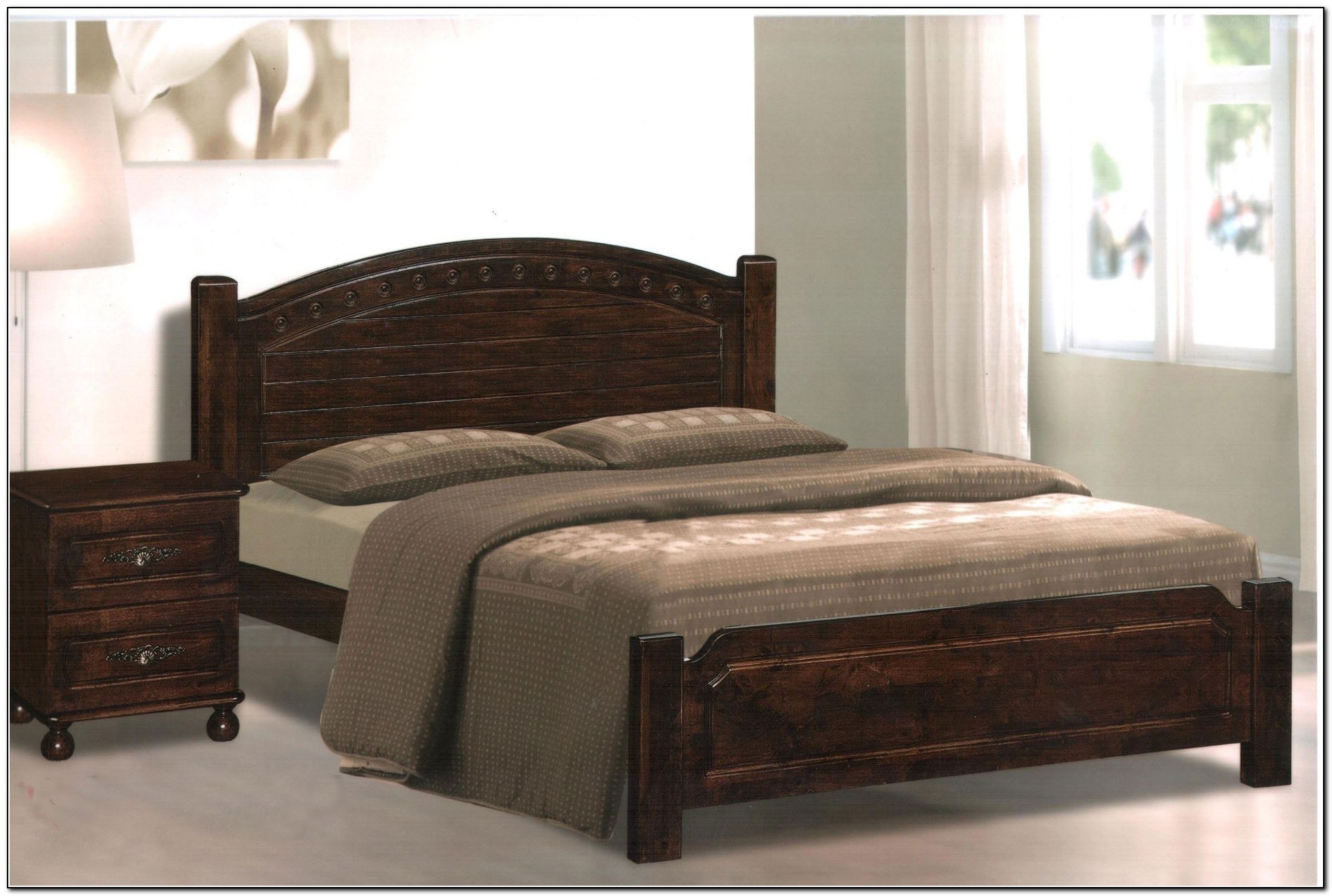 Queen Size Bed Frames Wood