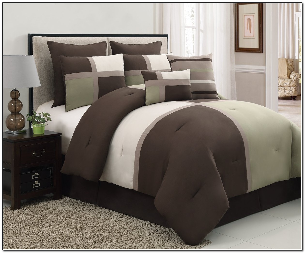 Queen Size Bed Sets For Men