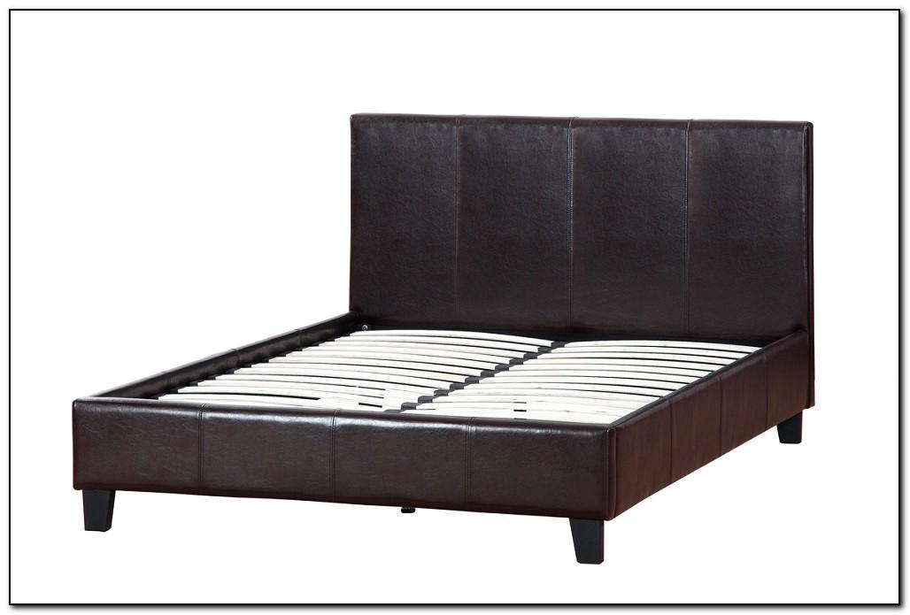 Queen Size Platform Bed Frame Walmart
