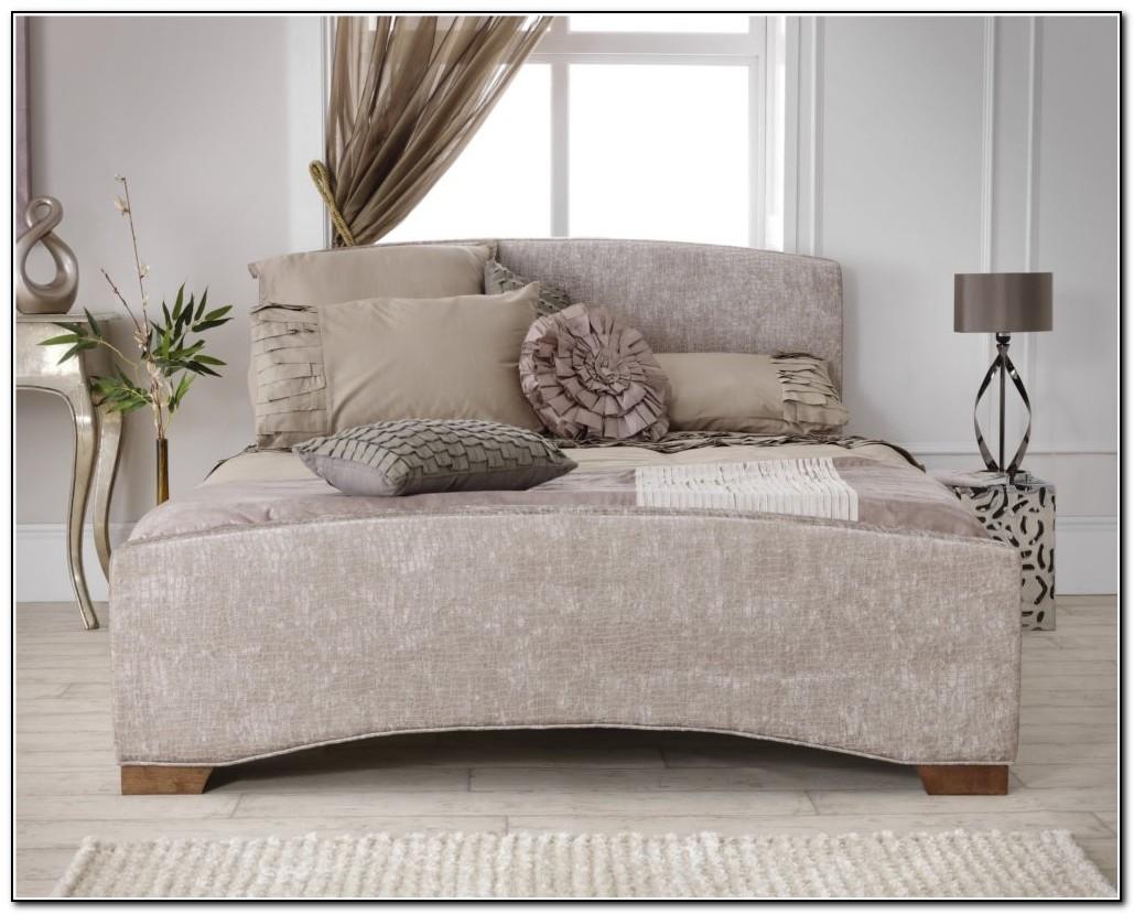 Serene Anastasia Upholstered Bed Frame
