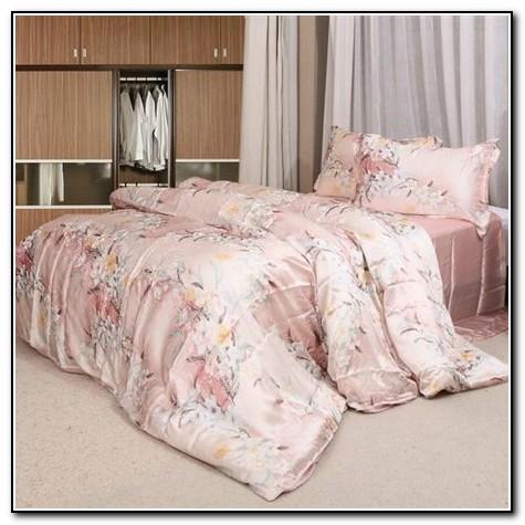Silk Bed Sheets Queen