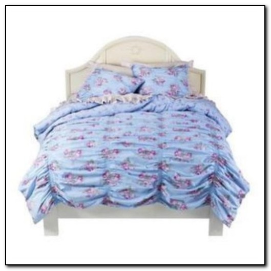 Simply Shabby Chic Bedding Collection True Blue