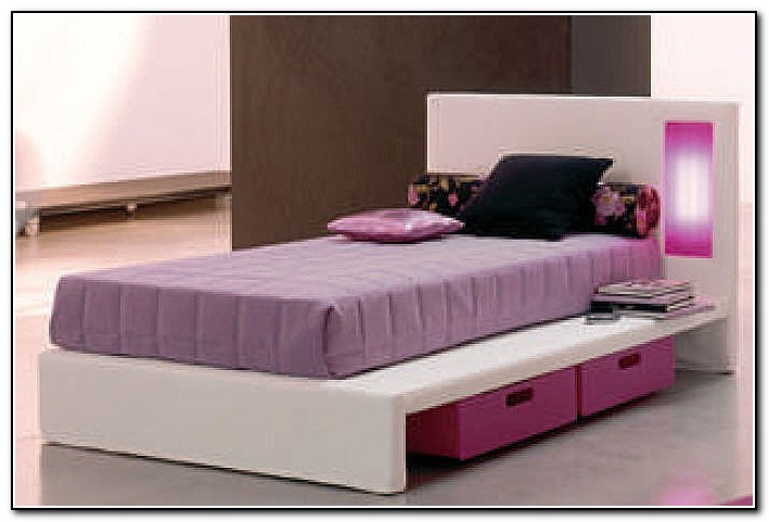 Single Bed Size Design
