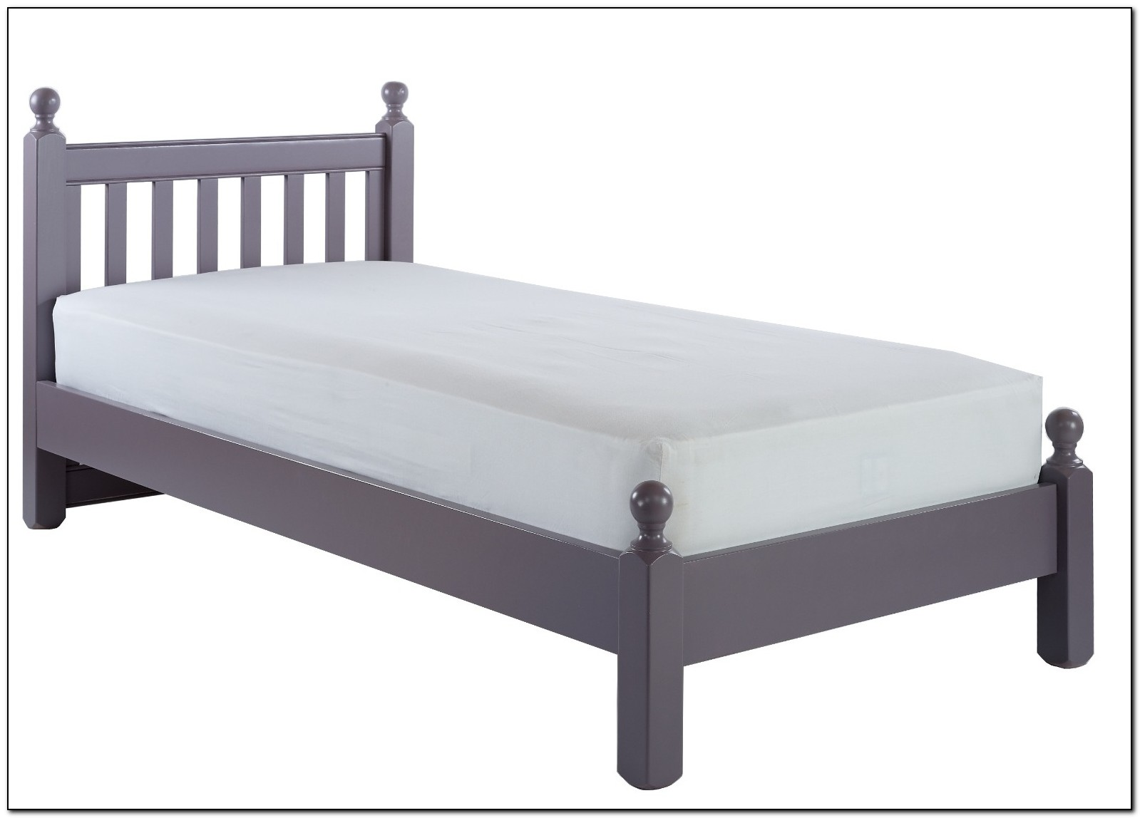 Single Bed Size In Feet