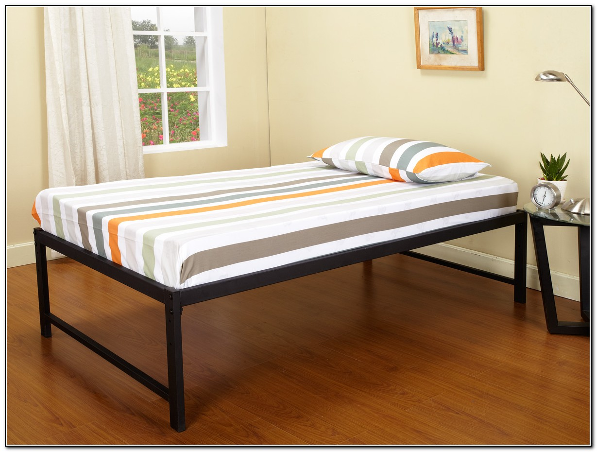 Tall Bed Frame Twin