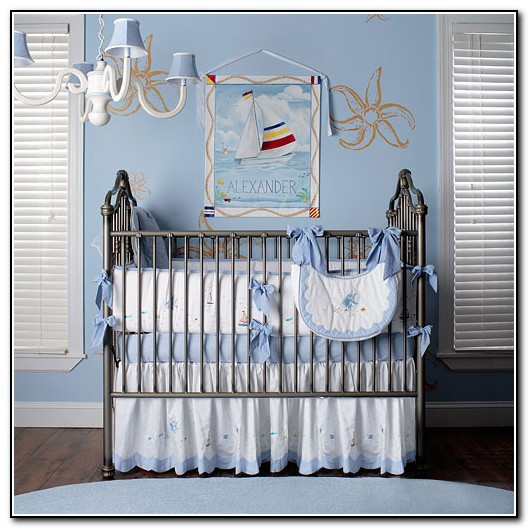 Target Nautical Baby Bedding