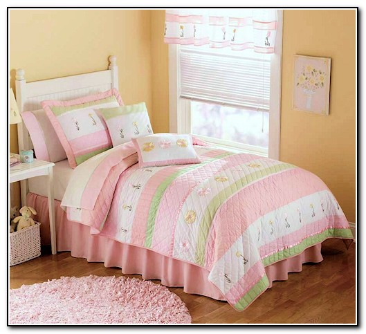 Toddler Girl Bedding Twin