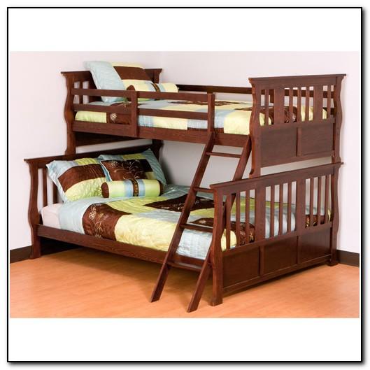Twin Full Bunk Bed Walmart
