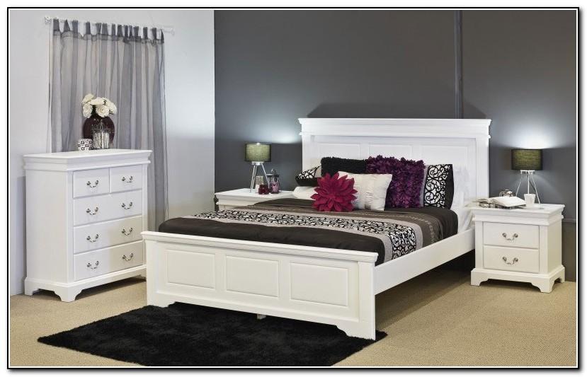 White Queen Bedroom Suite