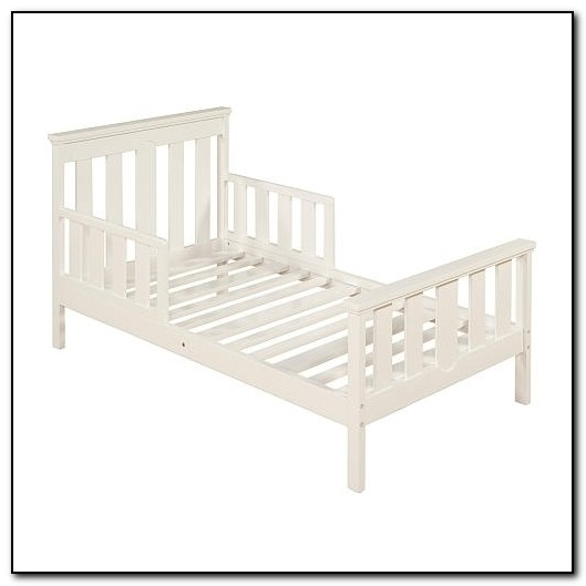 White Toddler Bed Amazon