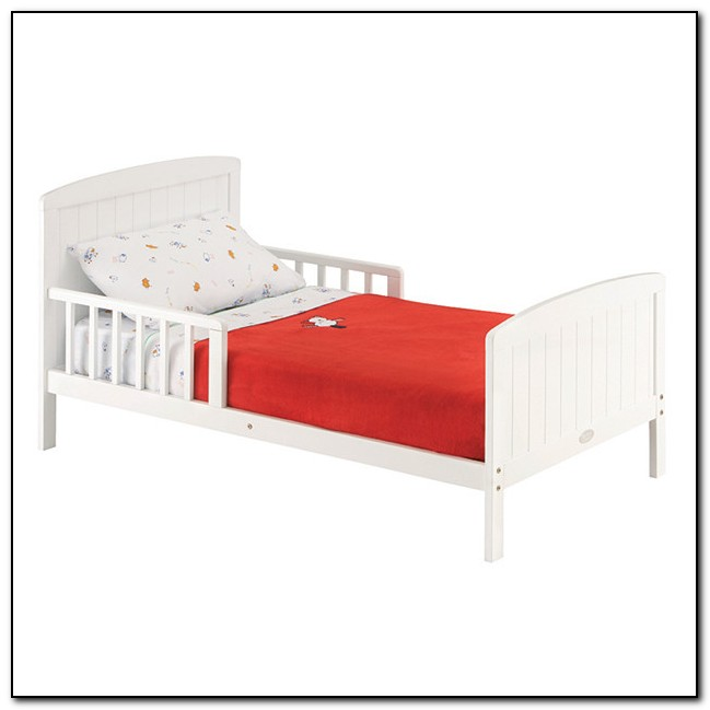 White Toddler Bed Target
