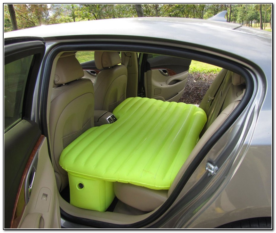 Backseat Blow Up Bed