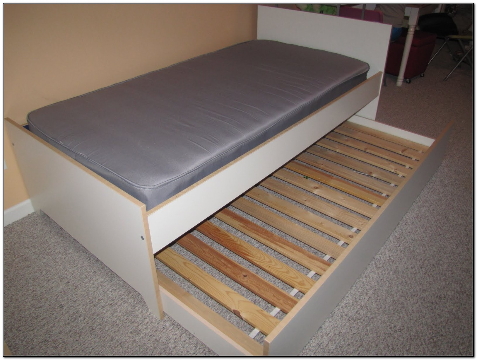 Bed With Trundle Ikea