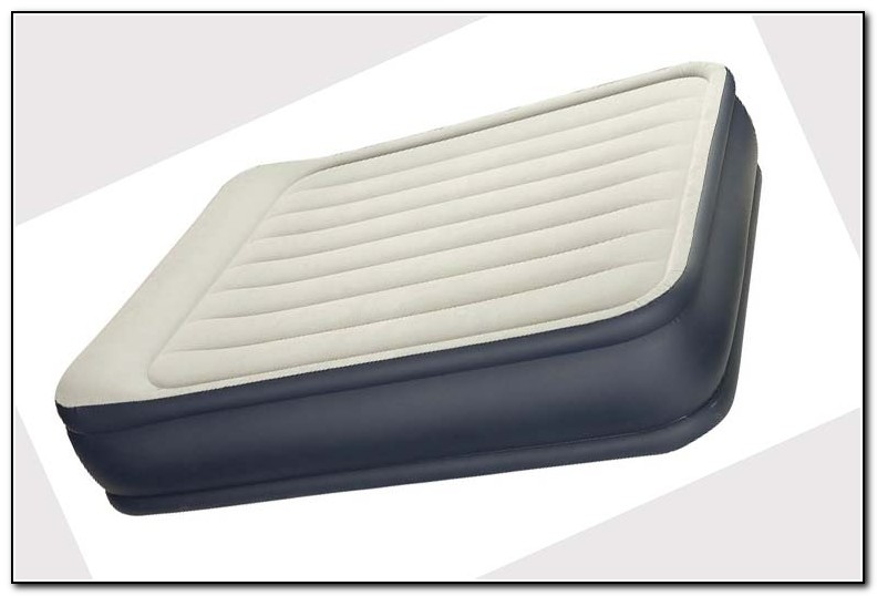 Blow Up Bed For Car