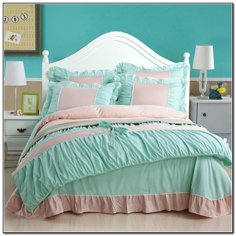 Blue Bedding Sets For Teenage Girls