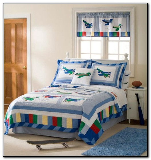 Boys Sports Bedding Queen Size