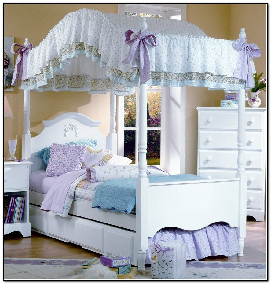Canopies For Beds Walmart