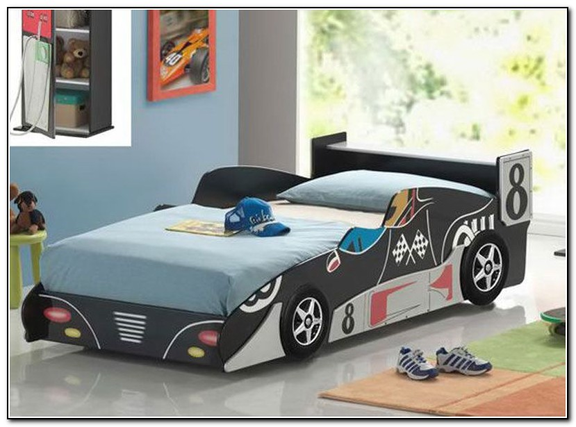 Car Beds For Boys Twin