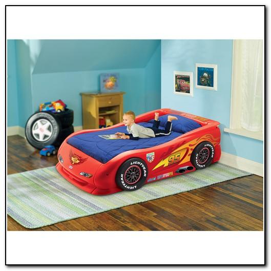 Car Beds For Boys Walmart
