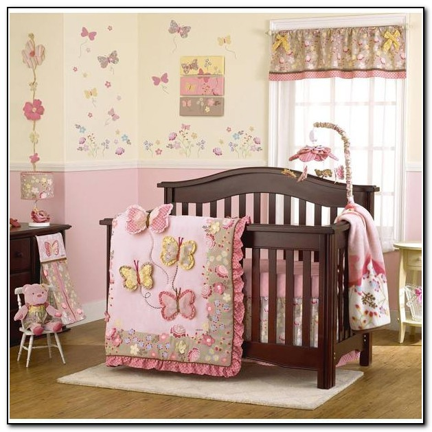 Cocalo Baby Bedding Butterfly