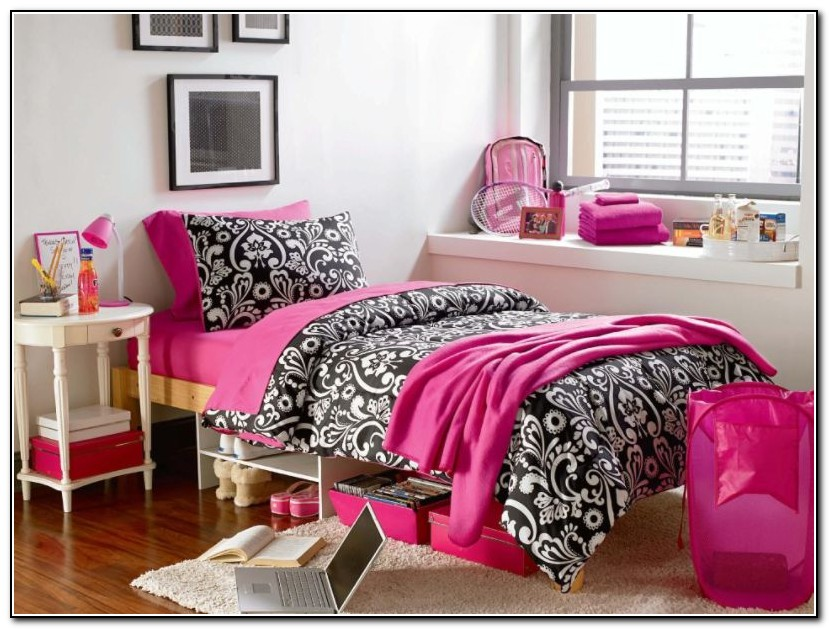 College Bedding Sets Twin Xl