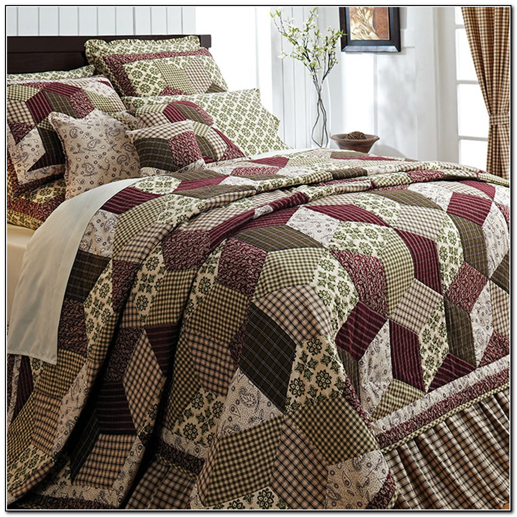 Country Bedding Sets Queen